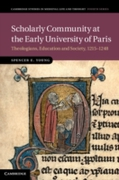 Scholarly Community at the Early Univers