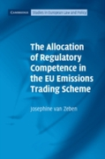 Allocation of Regulatory Competence in t