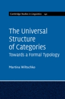 Universal Structure of Categories