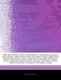 Articles on 2010 Mountain West Conferenc