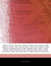 Articles on 2000a 01 NCAA Football Bowl