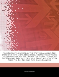 Articles on Talk Podcasts, Including