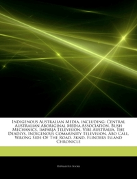 Articles on Indigenous Australian Media,
