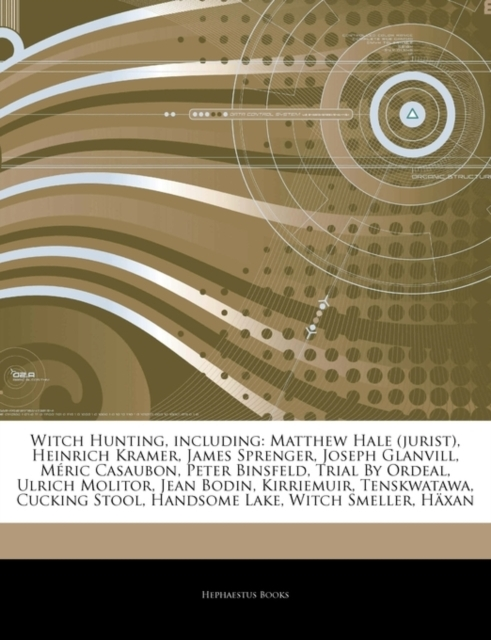 Articles on Witch Hunting, Including