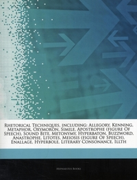 Articles on Rhetorical Techniques, Inclu