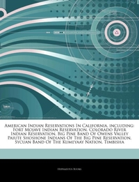 Articles on American Indian Reservations