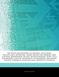 Articles on Ski Areas and Resorts in Aus