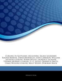 Articles on Curling in Scotland, Includi
