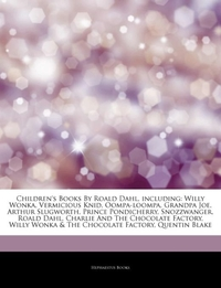 Articles on Children's Books by Roald Da