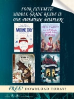 Four Fantastic Middle-Grade Reads in One