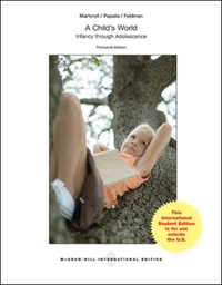 A Child's World: Infancy Through Adolesc