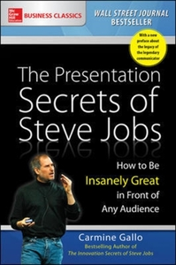 The Presentation Secrets of Steve Jobs: