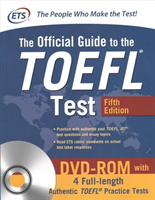 The Official Guide to the TOEFL Test wit