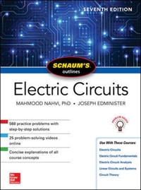 Schaum's Outline of Electric Circuits, S