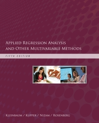 Applied Regression Analysis and Other Mu