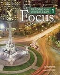Reading and Vocabulary Focus 1 - Assessm