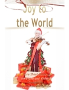Joy to the World Pure Sheet Music for Pi