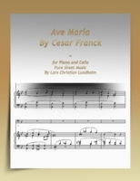Ave Maria By Cesar Franck-for Piano and