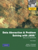 Data Abstraction and Problem Solving wit