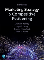 Marketing Strategy and Competitive Posit