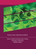 Early Childhood Education Today: Pearson