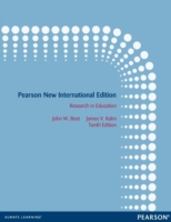 Research in Education: Pearson New Inter