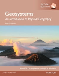 Geosystems: An Introduction to Physical
