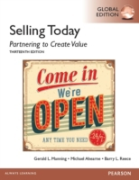 Selling Today: Partnering to Create Valu