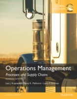 Operations Management: Processes and Sup
