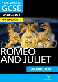 Romeo and Juliet: York Notes for GCSE (9