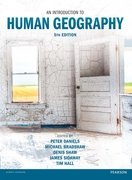 Introduction to Human Geography 5th edn