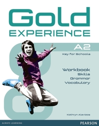 Gold Experience A2 Language and Skills W