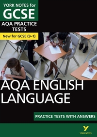 AQA English Language Practice Tests with