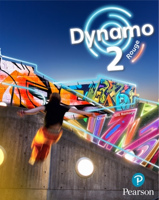 Dynamo 2 Rouge Pupil Book (Key Stage 3 F