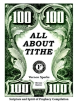 All About Tithe - Scripture and Spirit o