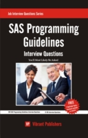 SAS Programming Guidelines Interview Que