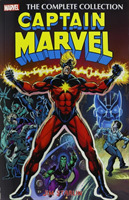 Captain Marvel By Jim Starlin: The Compl
