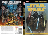 Star Wars Legends Epic Collection: The O