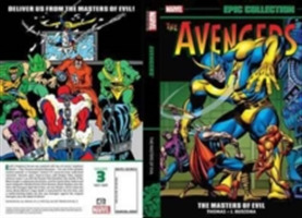 Avengers Epic Collection: Masters Of Evi