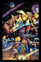 Guardians Of The Galaxy Classic By Jim V
