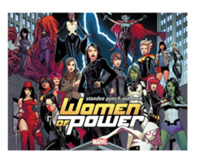 Heroes Of Power: The Women Of Marvel Sta