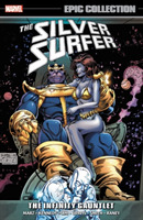 Silver Surfer Epic Collection: The Infin
