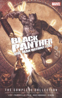Black Panther: The Man Without Fear - Th