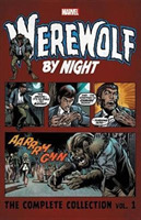 Werewolf By Night: The Complete Collecti