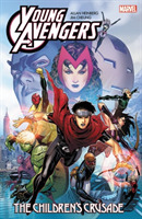 Young Avengers By Allan Heinberg & Jim C