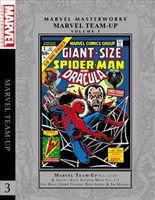 Marvel Masterworks: Marvel Team-up Vol.