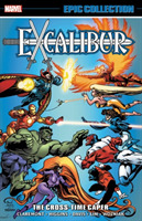 Excalibur Epic Collection: The Cross-tim