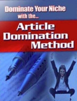 Dominate Your Niche With the Article Dom