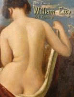 William Etty: 104 Paintings