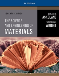 Science and Engineering of Materials, SI